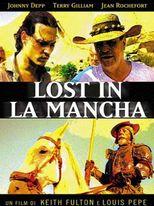 Lost in la mancha - Locandina
