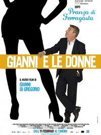 Gianni e le Donne - Locandina