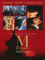 M. Butterfly - Poster