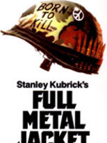 Full metal jacket - Locandina