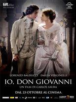 Io, Don Giovanni - Locandina