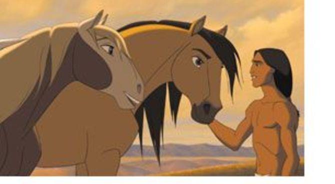 film spirit cavallo selvaggio