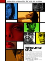 For Colored Girls - Poster