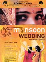 Monsoon Wedding - Matrimonio Indiano - Locandina