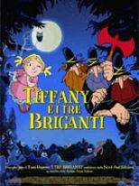 Tiffany e i tre briganti - Locandina