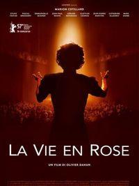 La vie en Rose - Locandina