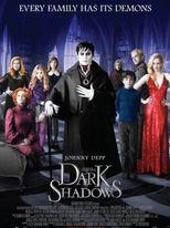 Dark Shadows - Poster