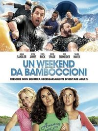 Un Weekend da Bamboccioni - Locandina