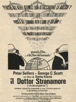 Dottor Stranamore - Locandina