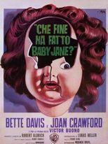 Che fine ha fatto Baby Jane? locandina