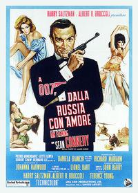 007 Dalla Russia con amore - Locandina