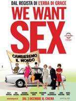 We Want Sex - Locandina