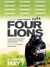 Four Lions - Poster