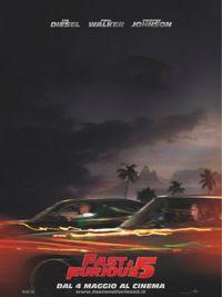 Fast & Furious 5 - Locandina