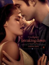The Twilight Saga: Breaking Dawn - Parte 1 - Kristen Stewart e Robert Pattinson