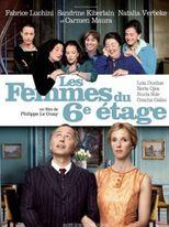 Le donne del 6° piano - Poster