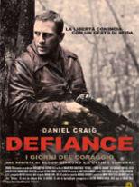 Defiance - Locandina