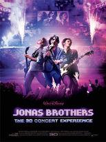 Jonas Brothers: The 3D Concert Experience - Locandina