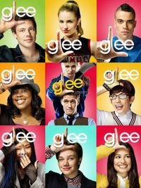 Glee - locandina