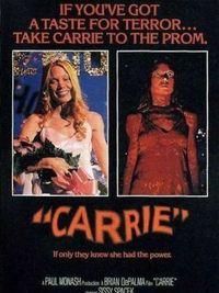 Carrie - Lo sguardo di Satana - Poster