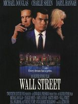 Wall Street - Locandina
