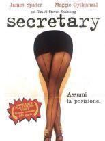 Secretary locandina