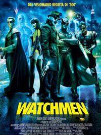 Watchmen - Locandina