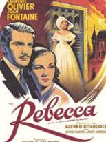 Rebecca, la prima moglie - Locandina