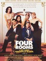 Four Rooms - Locandina