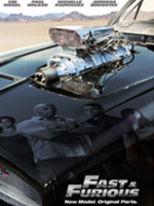 Fast and Furious 4 - Locandina