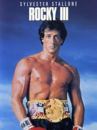 Rocky 3 - Locandina