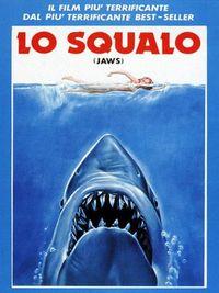 lo squalo - Locandina