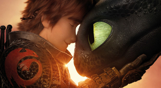 Dragon Trainer, Hiccup, DreamWorks