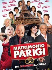 Matrimonio a Parigi - Locandina