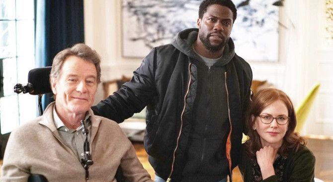 The Upside Il Primo Trailer Del Remake Di Quasi Amici Con Kevin Hart E Bryan Cranston Film It