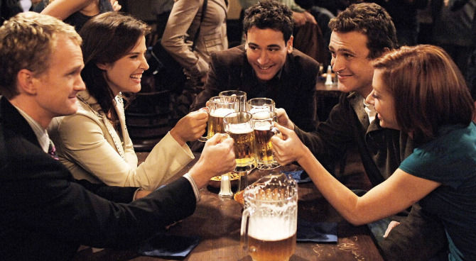 How I Met Your Mother fu ispirato dall 11 Settembre