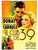 Il club dei 39 locandina