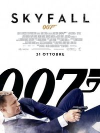 Skyfall - Locandina