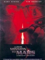 Mission to Mars - Poster