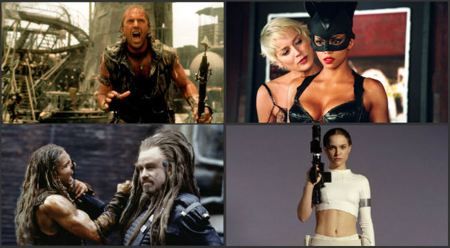 Dieci film che hanno distrutto la carriera delle star