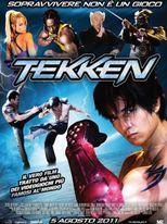 Tekken - Il film - Locandina