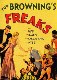 Freaks - locandina
