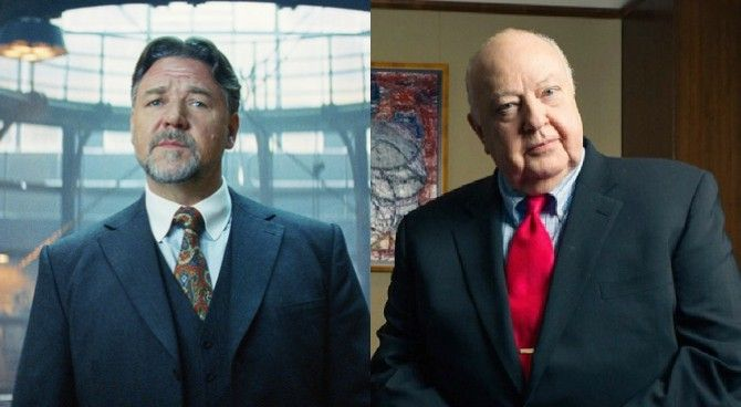 Russell Crowe in TV, s...