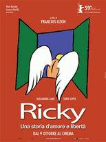 Ricky - Una storia d'amore e libertà - Locandina
