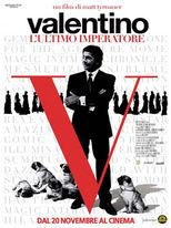 Valentino: The Last Emperor - Locandina
