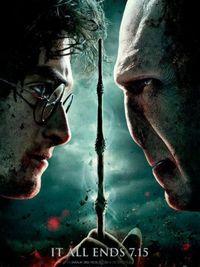 Harry Potter e i doni della morte - Parte II - Teaser Poster