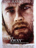 cast away - Locandina