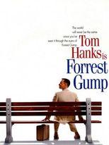 Forrest Gump - Locandina