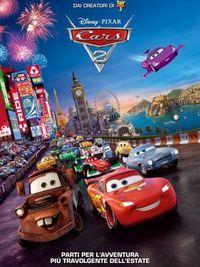 Cars 2 - Locandina