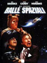 Balle Spaziali - Locandina